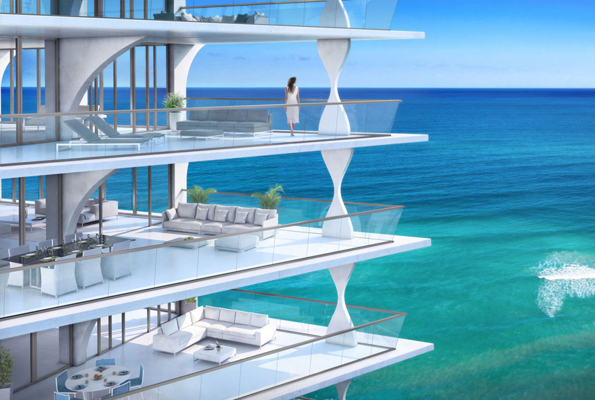 New york buyers shaping miami 39 s luxury real estate market for Luxury new york city real estate