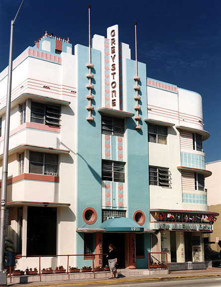 Historic South Beach Hotel Gets A Facelift