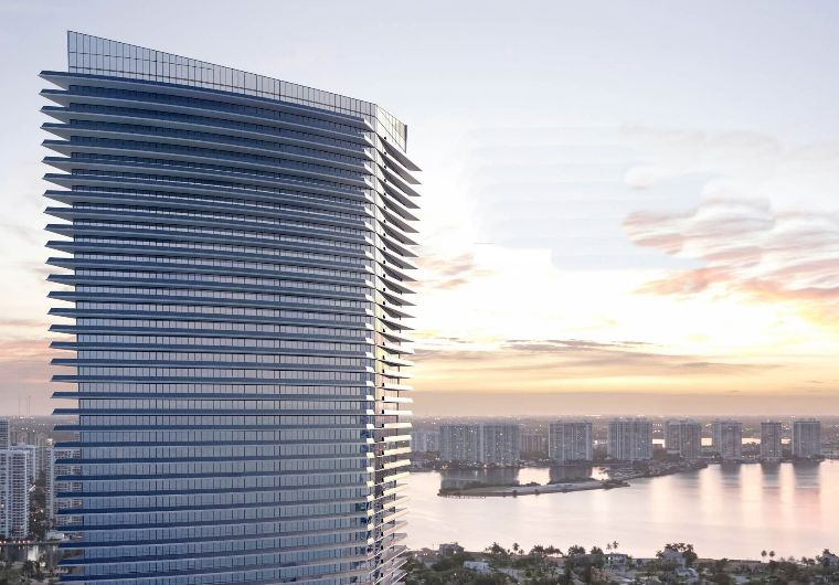 Residences By Armani Casa Reach 70 Sold Secure Largest Loan To Date